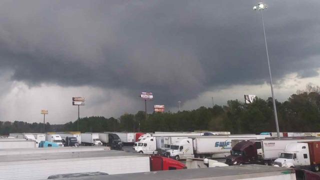Tornado, Alabama, Amerika Serikat