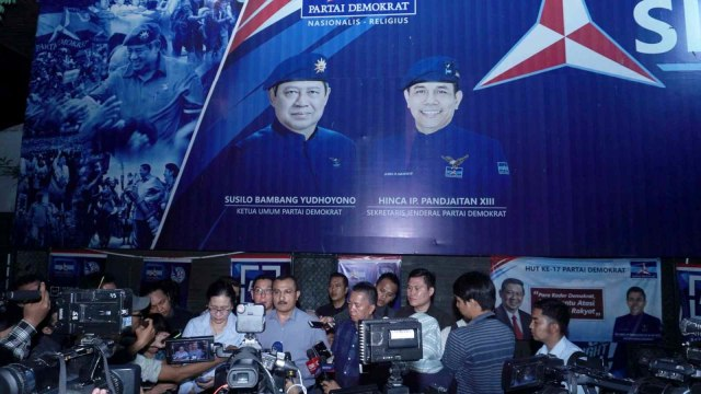 Jejak Politik Ferdinand Hutahaean: Dari Jokowi Kembali ke Jokowi? (159080)