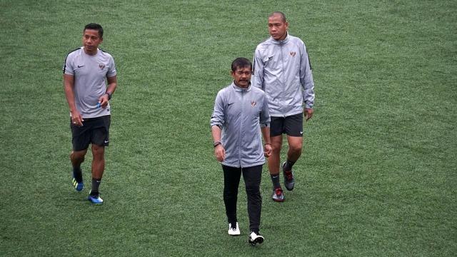 Indra Sjafri, Latihan Bersama Timnas U-23 Indonesia, Lapangan ABC Senayan