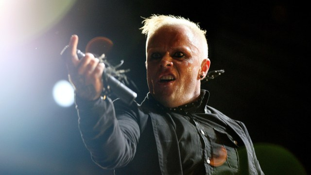 Keith Flint 'The Prodigy'