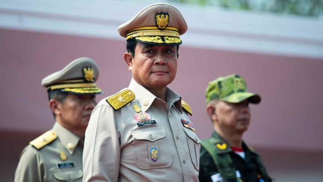 PM Thailand Akan Gunakan Segala Upaya Hukum untuk Lawan Pendemo (406411)