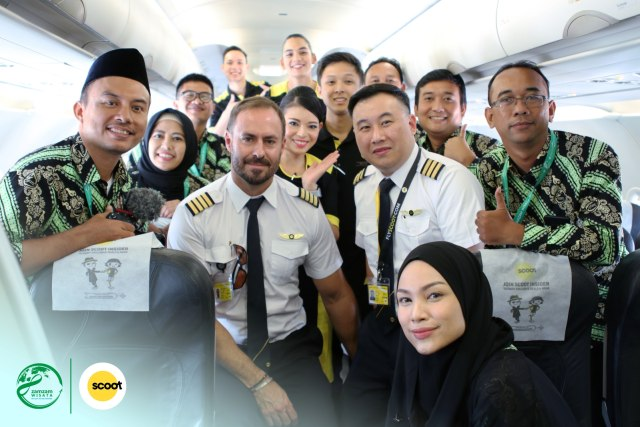 (NOT COVER) Umrah, Scoot