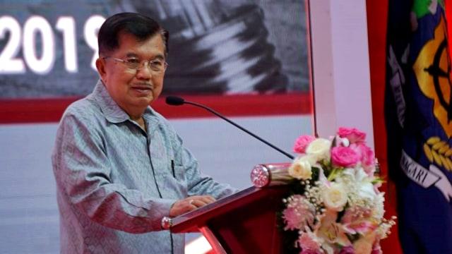 Jusuf Kalla, Temu Alumni IKA PIMNAS di Gedung LAN