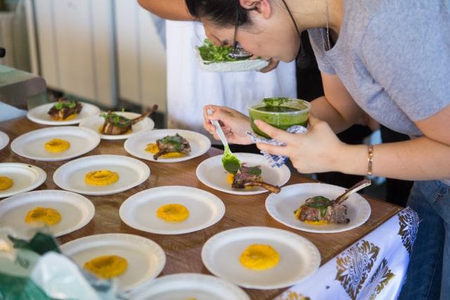 Ubud Food Festival.