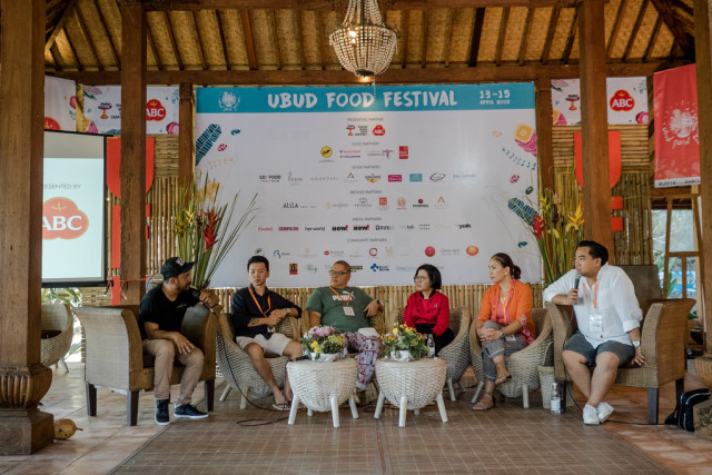 Food For Tought di UFF 2018.