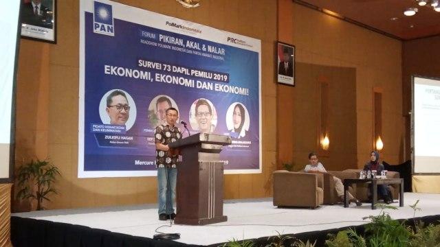 Survei PolMark di Surabaya