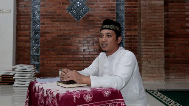 KONTEN SPESIAL DESA ANTI POLITIK UANG,  Asyrofuddin, tokoh agama Desa Sardonoharjo