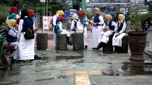 Foto: Pembangunan Tol Becakayu Terhambat (26524)