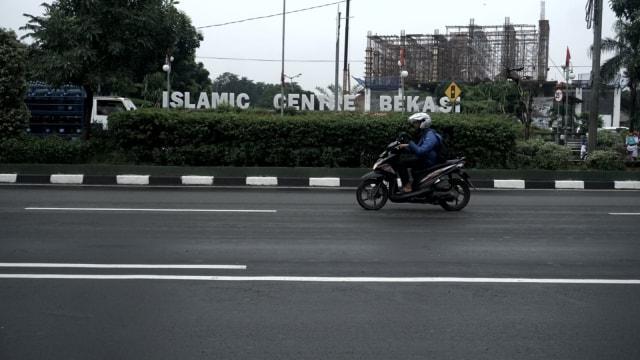 Foto: Pembangunan Tol Becakayu Terhambat (26520)