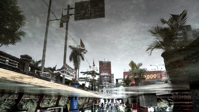 Foto: Pembangunan Tol Becakayu Terhambat (26522)
