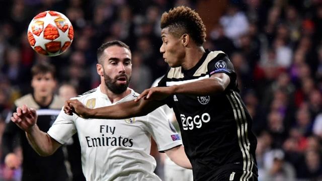 Real Madrid, Ajax