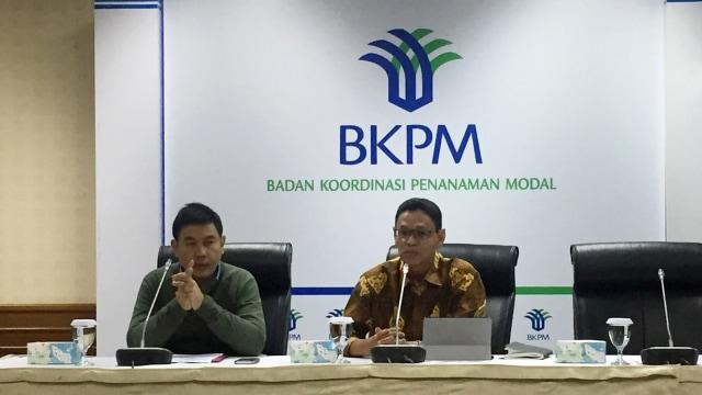 Yuliot, Indra Darmawan, BKPM