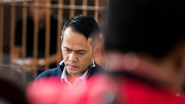 Fahmi Darmawansyah, sidang lanjutan dengan agenda nota pembelaan