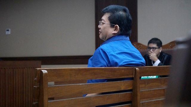 KPK Tuntut Lucas Hukuman Maksimal 12 Tahun Penjara (571608)