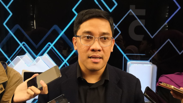 Denny Galant, Head of Product Samsung Electronics Indonesia