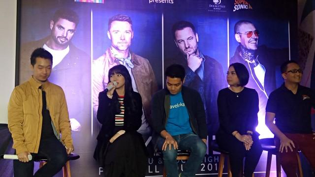Alasan Isyana Sarasvati Dipilih Jadi Pembuka Konser Boyzone di Jakarta (114475)