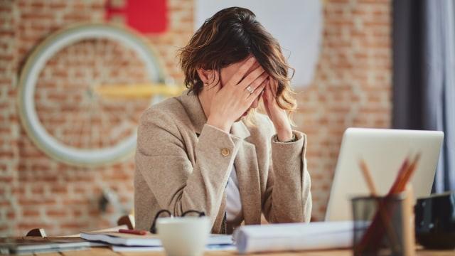 Perempuan karier yang tidak bahagia