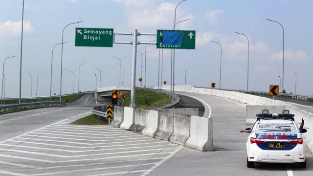 Mulai WFH, Hutama Karya Pastikan Pembangunan Tol Trans Sumatera Tak Terganggu - kumparan.com