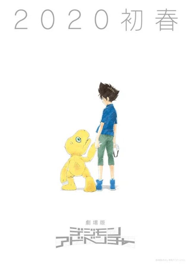 Film Digimon Adventure Merilis Key Visual Taichi Dewasa (722725)