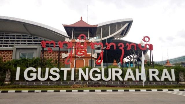 Bandara Internasional I Gusti Ngurah Rai, Bali, Nyepi