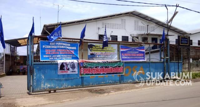 Penjelasan PT SUG Sukabumi Soal Pabrik Disegel Bea Cukai (102187)