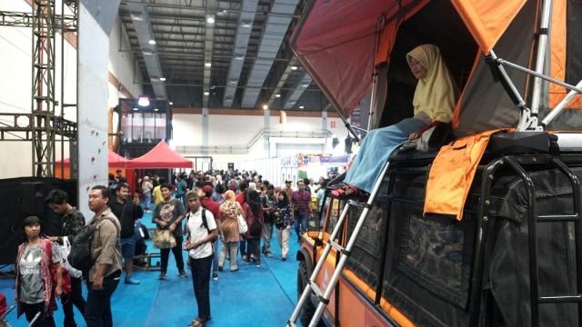 Indofest 2019, JCC Senayan