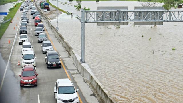Banjir, Tol Madiun