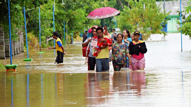 Banjir, Jawa Timur