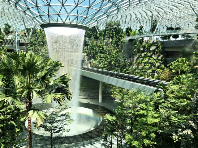 (NOT COVER) Jewel Changi Airport