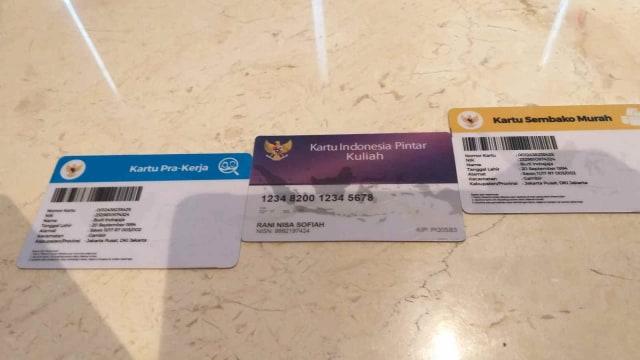 Sering Tertukar dengan BNPT, BPNT Akan Diganti dengan Kartu Sembako (74037)