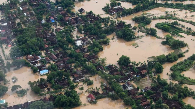 Banjir, Madiun