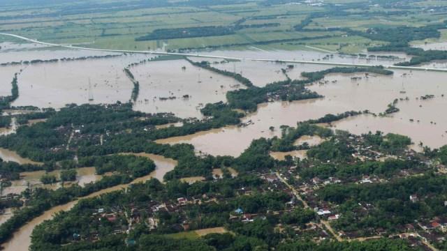 Banjir, Ngawi