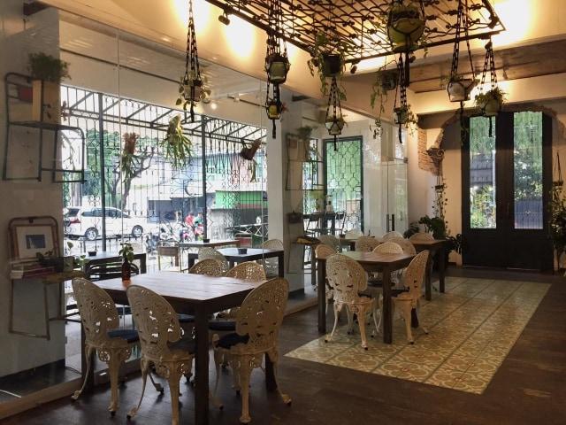 Menikmati Makanan Sehat dan Organik di Tengah Teduhnya Kafe Selatan (37766)