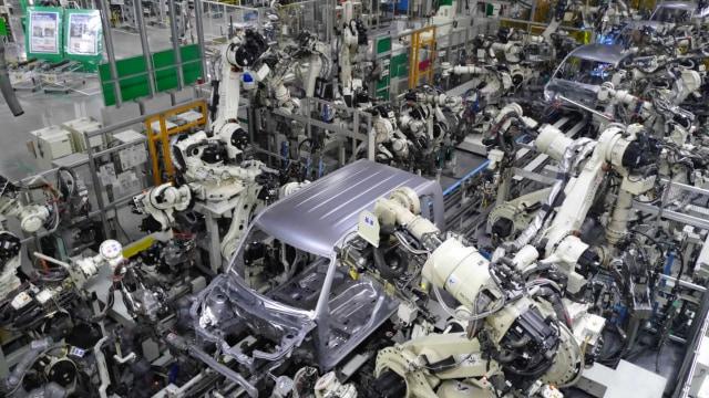 Positif COVID-19, 1 Karyawan Daihatsu Indonesia Meninggal (8050)