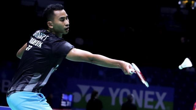 French Open: Tommy Sugiarto Gugur di Babak Pertama (216630)