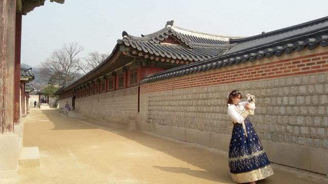 Acehkini Jalan-jalan: Melihat Kemegahan Istana Gyeongbok di Korea (25728)