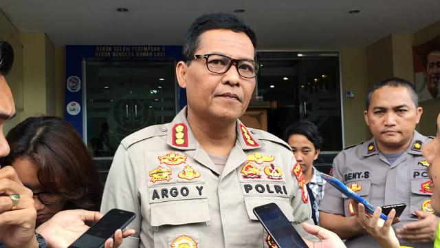 Kabid Humas Polda Metro Jaya, Kombes Pol Argo Yuwono