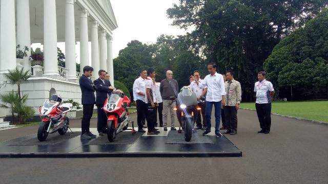 Berita Populer: Motor MotoGP Indonesia; Toyota Innova Facelift Resmi Meluncur (22667)