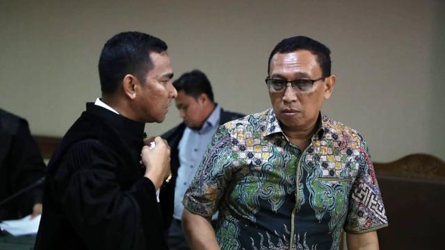 Sekjen KONI Ending Fuad Hamidy, Pengadilan Tipikor Jakarta