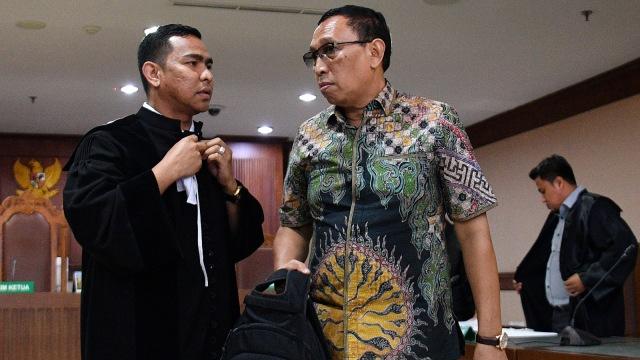 ekretaris Jenderal Komite Olahraga Nasional Indonesia (KONI) Ending Fuad Hamidy, Pengadilan Tipikor, Jakarta Pusat