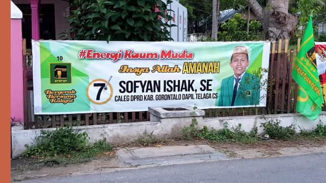 Caleg, Baliho, dan Kampanye di Gorontalo (79481)