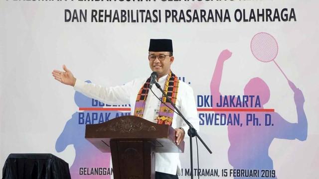 LIPSUS, Tarik Ulur Wagub DKI, Gubernur DKI Jakarta, Anies Baswedan