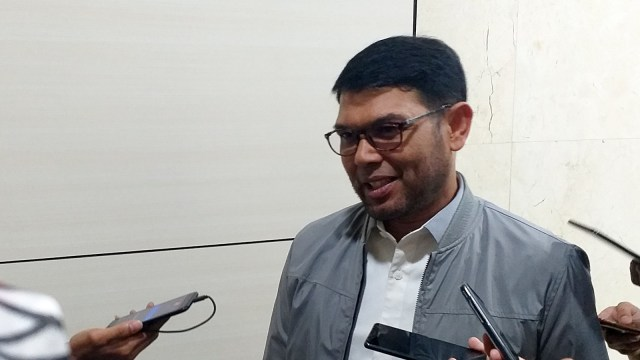 Anggota Komisi III DPR, Nasir Djamil