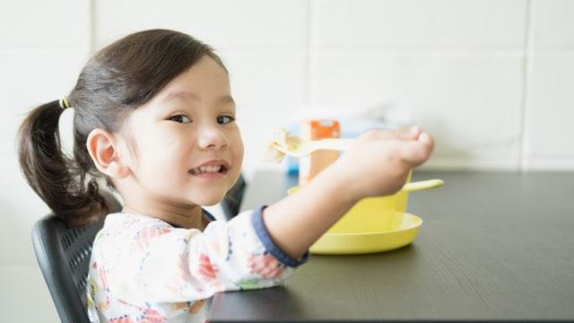 Makanan yang Dapat Menambah Berat Badan Anak (7535)