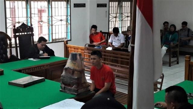 Mahasiswa di Medan Divonis 1 Tahun Bui Terkait Bendera Tauhid (36085)