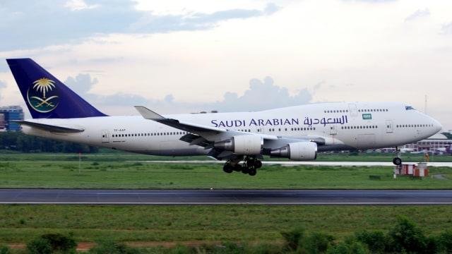 Maskapai Saudi Kembali Layani 20 Penerbangan Internasional, Termasuk ke Jakarta (26072)