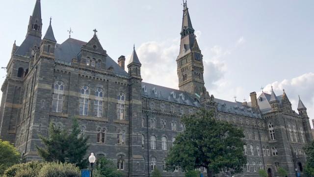 Ilustrasi Georgetown University