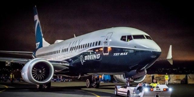 Belasan negara larang terbang Boeing 737 Max 8 (277184)