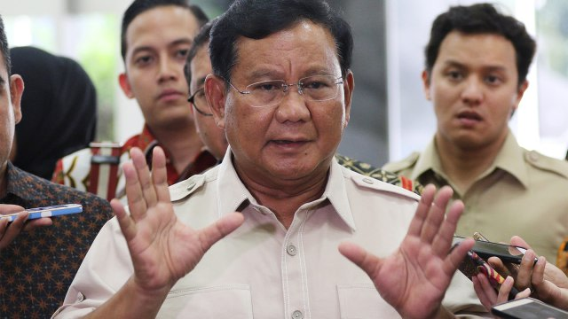 Prabowo: Harga Karet dan Sawit Murah Tanggungjawab Presiden (196633)