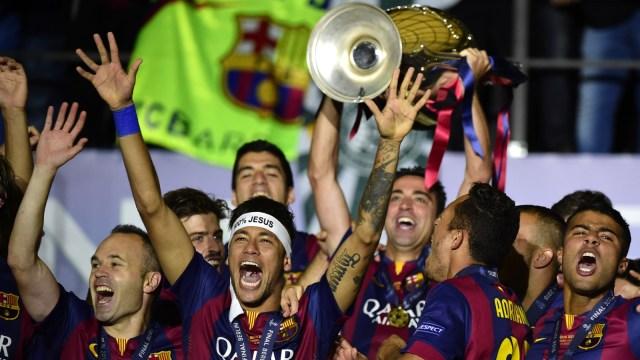 Mengenang Lagi saat Spanyol Diwakili 5 Tim di Liga Champions (131118)